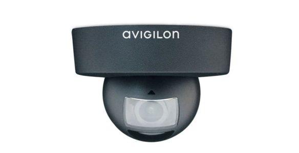 Avigilon H4 Mini Dome Black