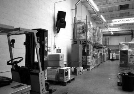 Smoke Cloak Warehouses