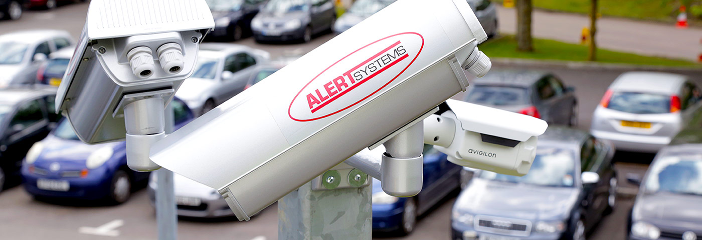 AlertSystems Avigilon Camera