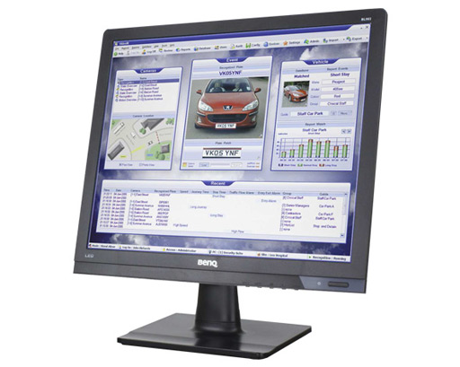 ANPR Monitors