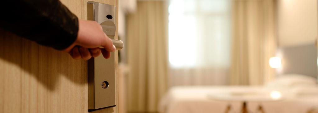 Hotel door access control