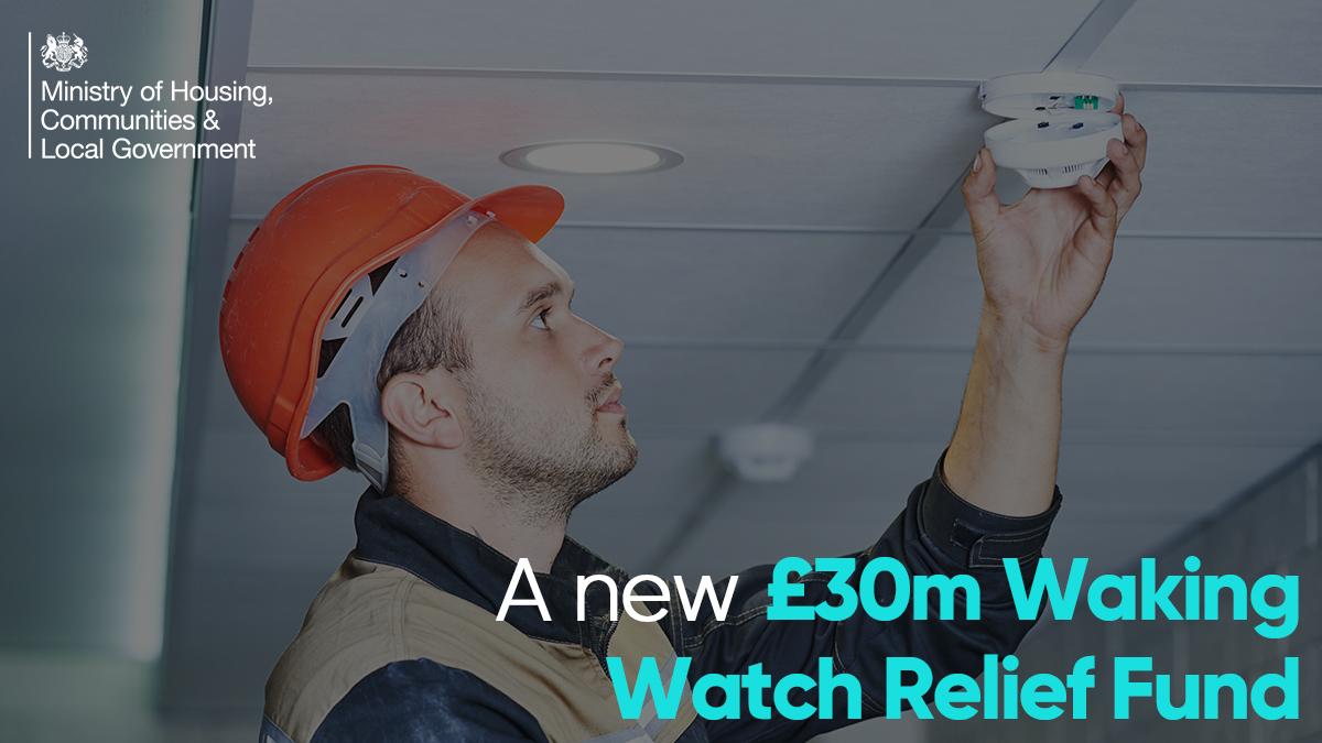 Waking Watch Relief Fund