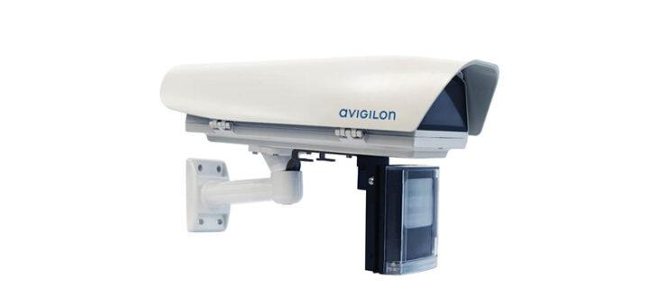 Avigilon Licence Plate Camera