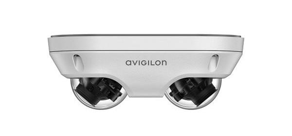 Avigilon H5 Dual Head Camera